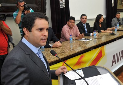 Lançamento do Programa Avança São Luís.