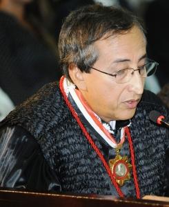 O desembargador Raimundo Barros foi o relator do processo (Foto: Ribamar Pinheiro)