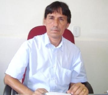 Presidente do CREA-MA,  Alcino Araújo Nascimento Filho.