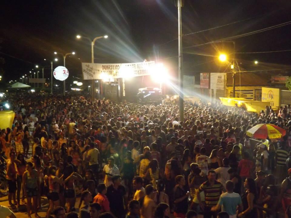 População compareceu em peso ao evento