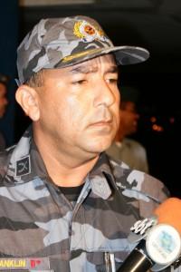 Coronel Franklin Pacheco é exonerado