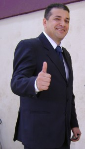 Zé Gomes, prefeito de Buriticupu