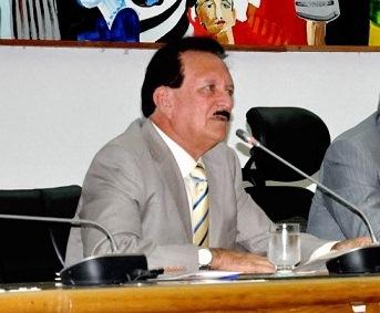 Presidente do TCE, Edmar Cutrim.