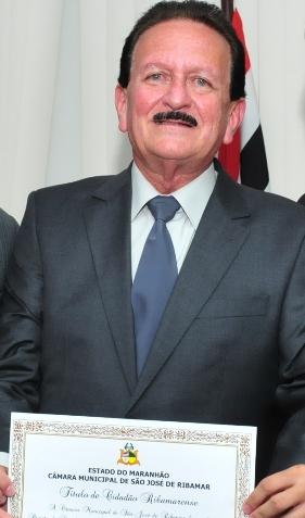 Edmar Cutrim, presidente do Tribunal de Contas do Estado.