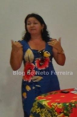 Elda Falcão Nava Novaes, vice-prefeita de Pirapemas