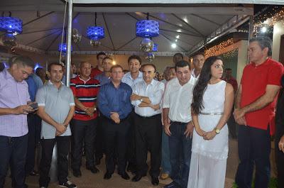 Antonio Pereira e demais convidados