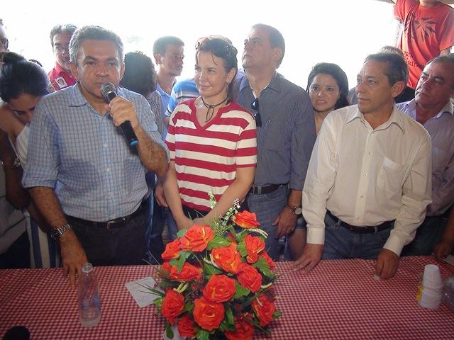 Antonio Pereira recebe apoio 1
