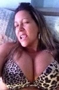 Novas fotos da loira circulam nas redes