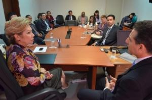 Cleonice Freire disse que o Poder Judiciário vem cumprindo o seu dever constitucional (Foto:Ribmar Pinheiro)