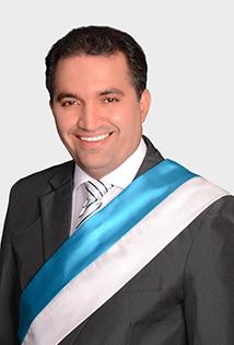 Marcelo Lima de Farias, prefeito de Arame