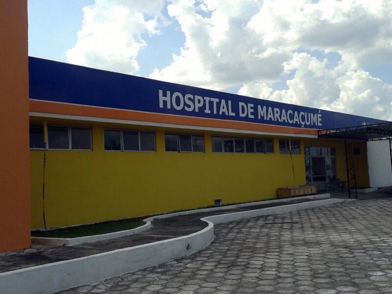 Foto 1 - SES inauguração Hospital de Maracaçumé foto Nestor Bezerra