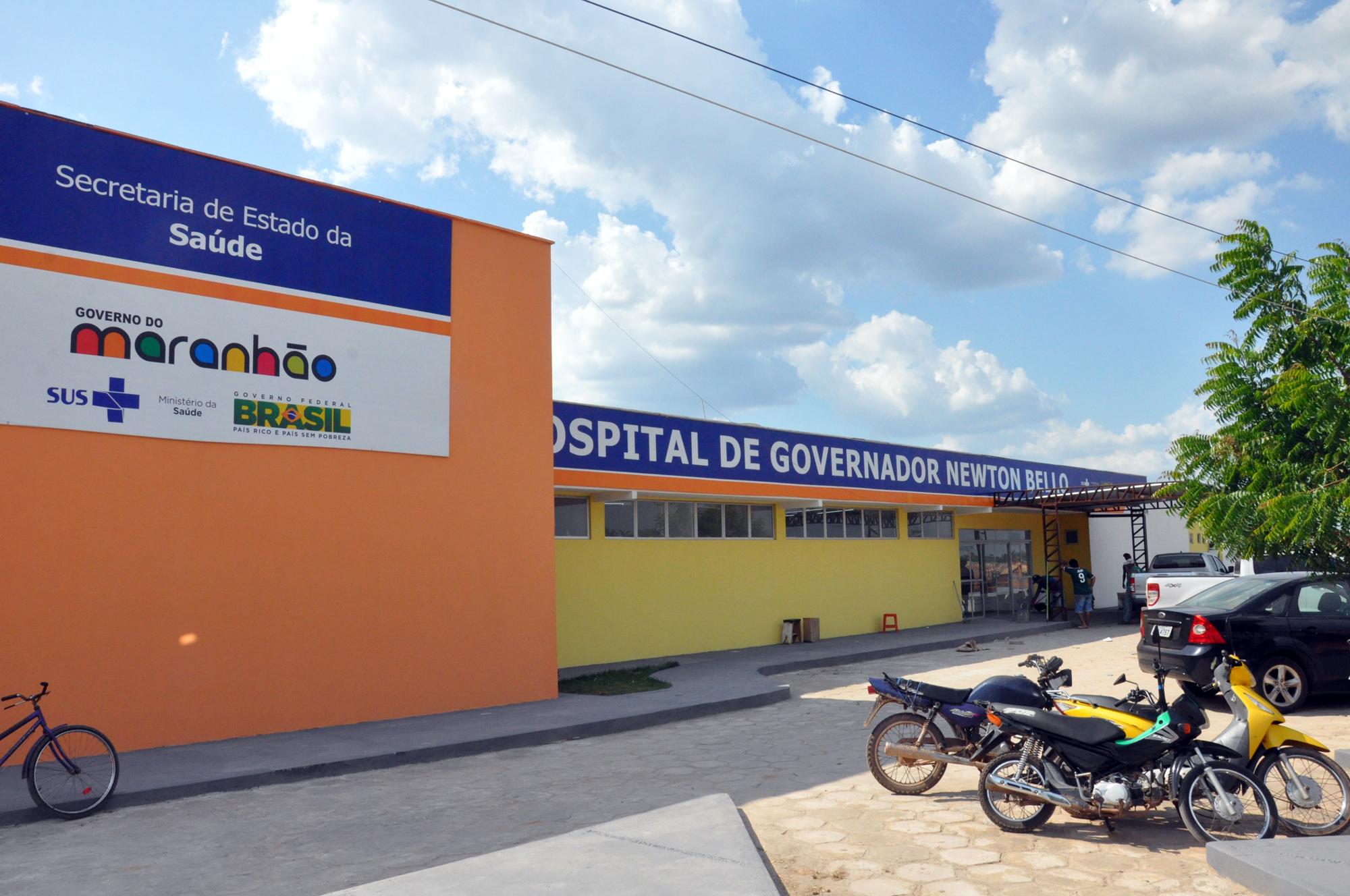 Foto 2 - SES inauguração Hospital de Newton Bello foto Nestor Bezerra
