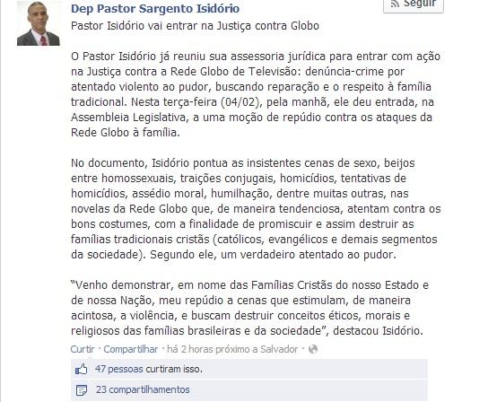 pastor-isidorio