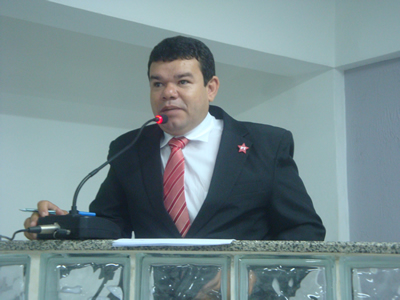 Professor Roberto vereador de Barra do Corda.