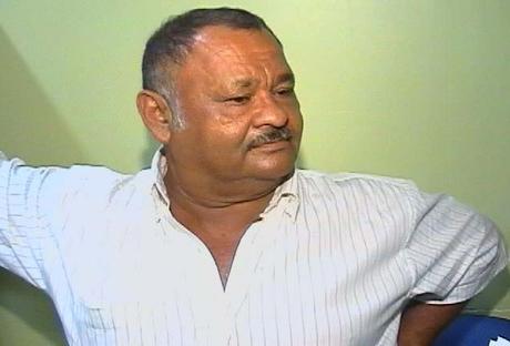 Ex-prefeito Lauro Pereira Albuquerque, o Grachal.