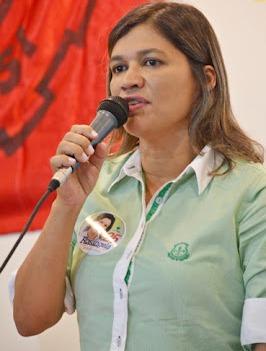 Rosângela Curado.