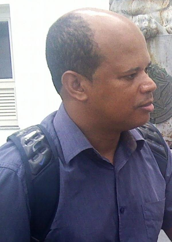 Jornalista Décio Sá executado a tiros na avenida Litorânea em São Luís.