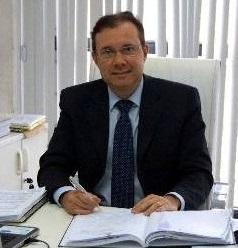 O secretário Marcelo Jacinto.