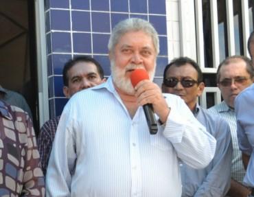 Prefeito de Zé Doca Alberto Carvalho Gomes
