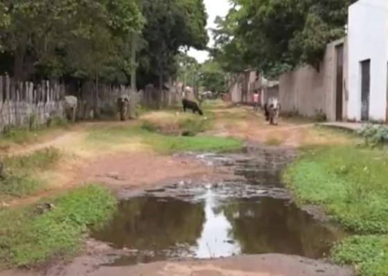 Rua do Militar
