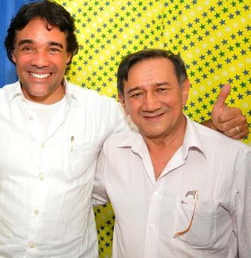 Lobao Filho agora é apoiado pelo prefeito de Colinas, que antes era aliado ferrenho de Flávio Dino.