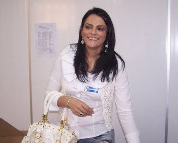 Carmem Neto - Prefeita de Mata Roma