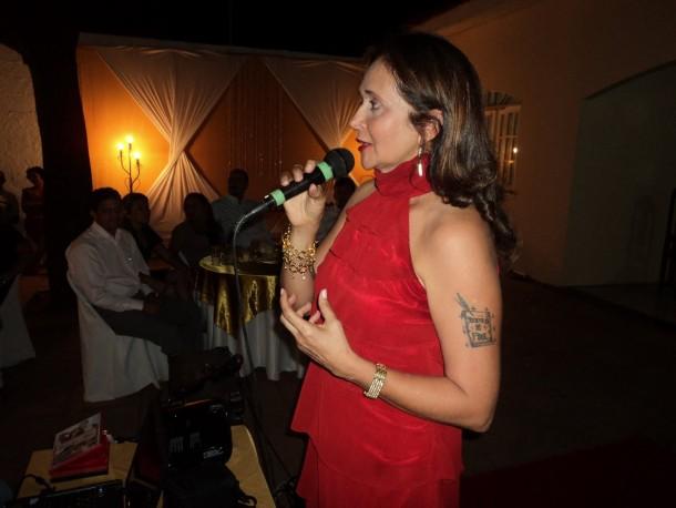 NA CORDA BAMBA A prefeita de Açailândia, Gleide Santos, que pode ser afastada do comando do Município e ser presa. Foto: Divulgação