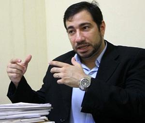 Delegado Augusto Barros.