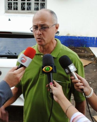 ex-presidente da Câmara de Vereadores de Paço do Lumiar/MA, José Francisco Gomes Neto.