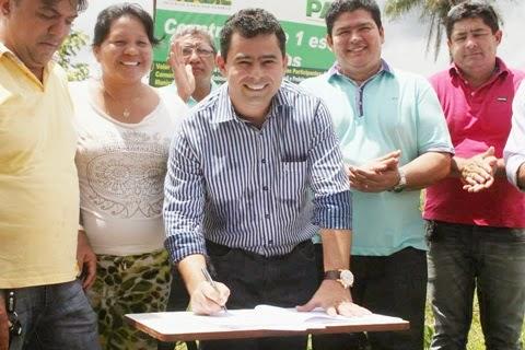 Prefeito de Barra do Corda.