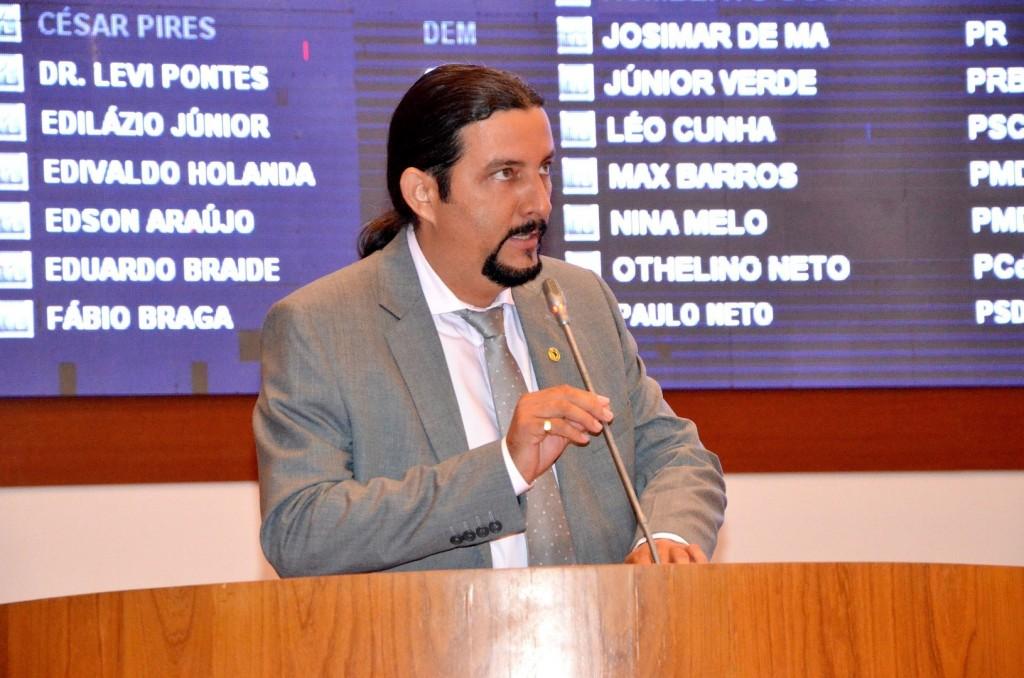 Deputado estadual Júnior Verde trás proposta inovadora para o Maranhão.