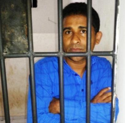 Prefeito de Bacuri, na cadeia.