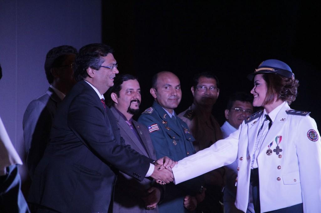 Governador Flávio Dino promove 807 oficiais e praças do CBMMA.