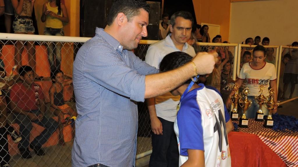 Prefeito Hernando Macedo, pelo terceiro ano consecutivo realiza os JEDS entra pra história como o prefeito amigo do esporte.