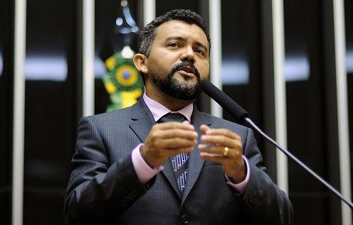 Deputado federal Cleber Verde.
