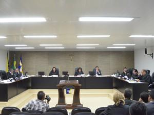 Pleno do TCE sofre mudanças com afastamentos de conselheiros (Foto: Abinoan Santiago/G1)
