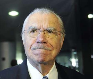 Ex-senador José Sarney.