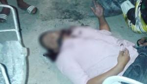 Fernando Barros foi morto com três tiros