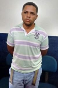 Isael da Silva tinha mais de R$ 13 mil em notas falsas