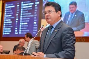 Deputado Estadual Rigo Teles (PV)