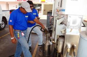 Inmeq-MA interdita bombas de combustível em São Luís