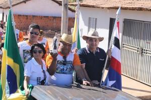 Fábio Braga em visita a municípios maranhenses