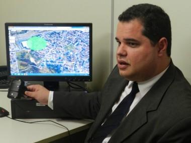 Murilo Andrade, secretário da Sejap