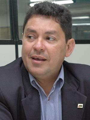 Nauro Mendes, ex-prefeito de Penalva