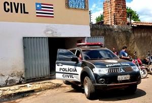 Seis bandidos conseguiram fugir da casa improvisada para manter os presos