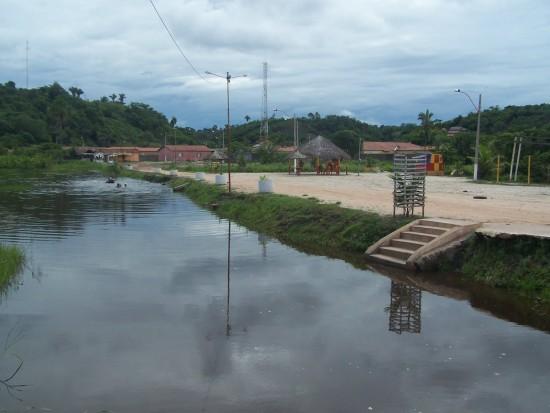 Balneário Prainha, em Afonso Cunha