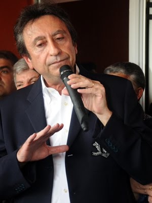 Ex-secretário de saúde do estado, Ricardo Murad