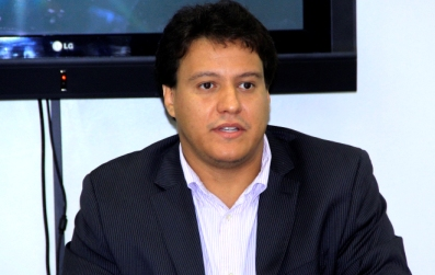 Felipe Camarão, novo titular da Cultura do Estado.