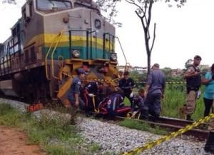 Foto ilustrativa_acidente com trem