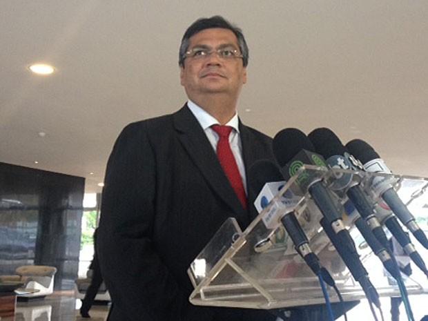 Governador Flávio Dino.